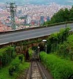 Città di Bilbao Fotografia Stock