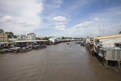 Città di Binh Duong Immagine Stock
