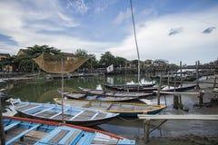 Città di Binh Duong, Vietnam Fotografie Stock