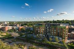 Città di Birmingham, Regno Unito Immagini Stock Libere da Diritti