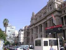 Città di Buenos Aires immagine stock