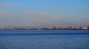 Città di Buenos Aires fotografia stock