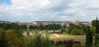 Città di Burgos, Spagna immagine stock