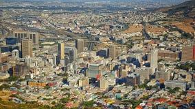 Città di Cape Town Fotografie Stock