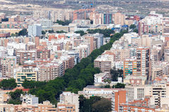 Città di Cartagine, Spagna Immagini Stock