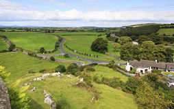 Città di Cashel in Irlanda Immagine Stock Libera da Diritti