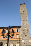 Città di Castello (Umbria) Immagini Stock Libere da Diritti