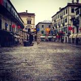 Città di Cattaro fotografia stock libera da diritti