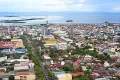Città di Cebu Fotografie Stock Libere da Diritti