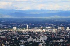 Città di Chiang Mai Immagini Stock