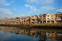 Città di Chikan, Kaiping, Cina fotografia stock