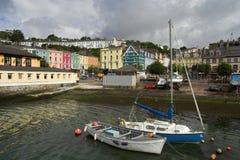 Città di Cobh Fotografie Stock