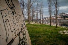 Città di Coimbra Fotografia Stock Libera da Diritti