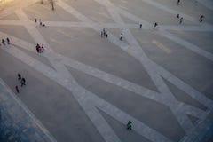 Città di Coimbra Fotografie Stock