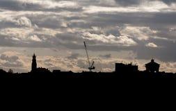 Città di Colchester fotografie stock