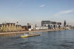 Città di Colonia, Germania Immagine Stock Libera da Diritti