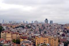 Città di Costantinopoli Fotografie Stock Libere da Diritti