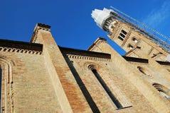 Città di Crema, Italia Fotografia Stock