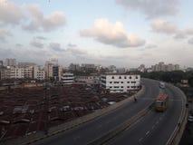 Città di Dacca immagini stock libere da diritti