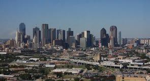 Città di Dallas fotografie stock