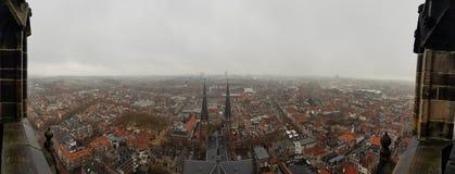 Città di Delft immagine stock libera da diritti