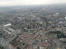 Città di Dresda immagine stock