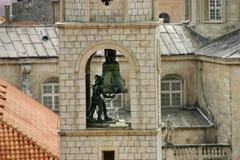 Città di Dubrovnik Immagine Stock