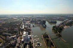 Città di Dusseldorf, Germania Immagini Stock