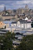 Città di Edinburgh Fotografia Stock