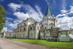 Città di Fedorovsky del refettorio Tsarskoye Selo, St Petersburg immagine stock libera da diritti