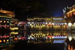 Città di FengHuang Immagini Stock Libere da Diritti