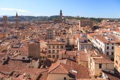 Città di Firenze Fotografie Stock