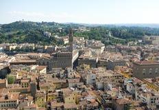 Città di Firenze Immagine Stock