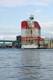 Città di Goteborg fotografie stock libere da diritti