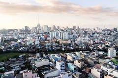 Città di Ho Chi Minh Immagine Stock