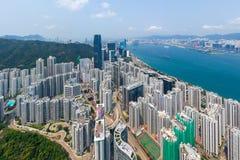 Città di Hong Kong immagine stock libera da diritti