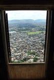 Città di Jaipur (vista superiore). Immagine Stock Libera da Diritti
