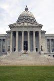 Città di Jefferson, Missouri - condizione Campidoglio Immagini Stock Libere da Diritti