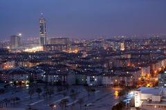 Città di Konya Fotografie Stock Libere da Diritti