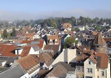 Città di Lahr Fotografia Stock