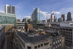 Città di Londra Fotografie Stock