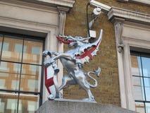 Città di Londra, drago, Inghilterra immagini stock libere da diritti