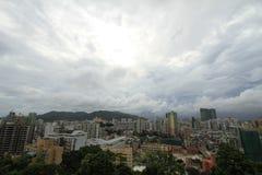 Città di Macau Immagine Stock