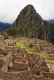 Città di Machu Picchu Fotografia Stock Libera da Diritti