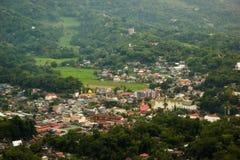 Città di Makale Fotografia Stock