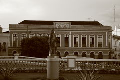 Città di Manaus immagini stock