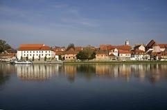 Città di Maribor Immagini Stock
