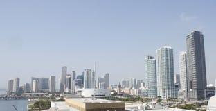 Città di Miami Beach Fotografia Stock