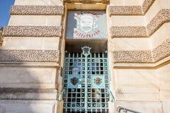 Città di Montpellier in Francia Immagine Stock