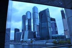 Città di Mosca Immagini Stock